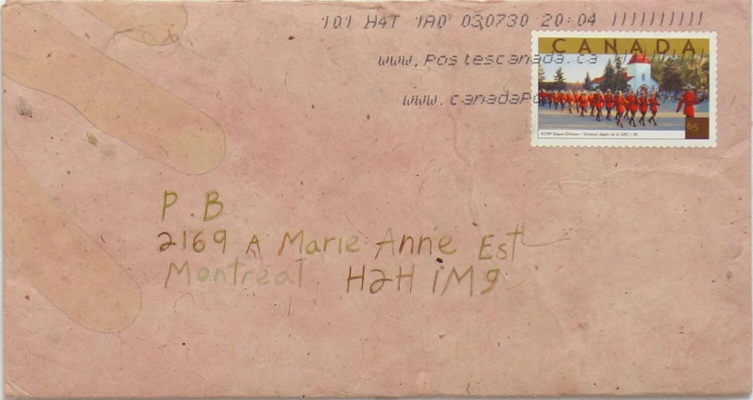 bruneau-pierre-art-postal-2003-07-enveloppe-recto-l