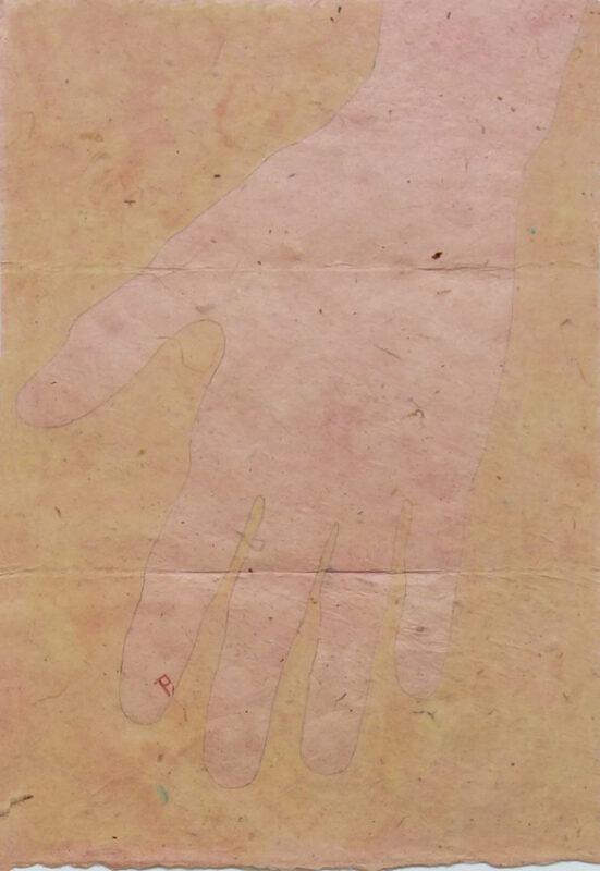 bruneau-pierre-art-postal-2003-07-lettre-recto-l