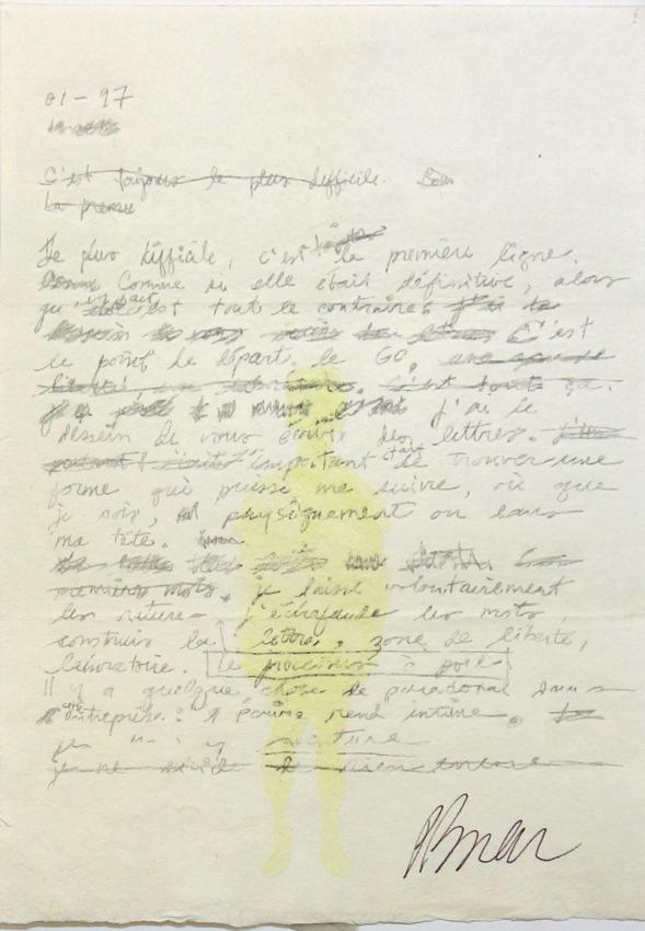 bruneau-pierre-art-postal-1997-01-lettre-2-l