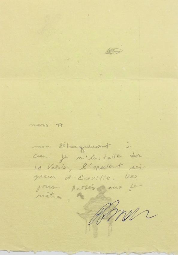 bruneau-pierre-art-postal-1997-03-lettre-l